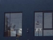 Denne petroleumsblå bygning huser sikkert et reklamebureau