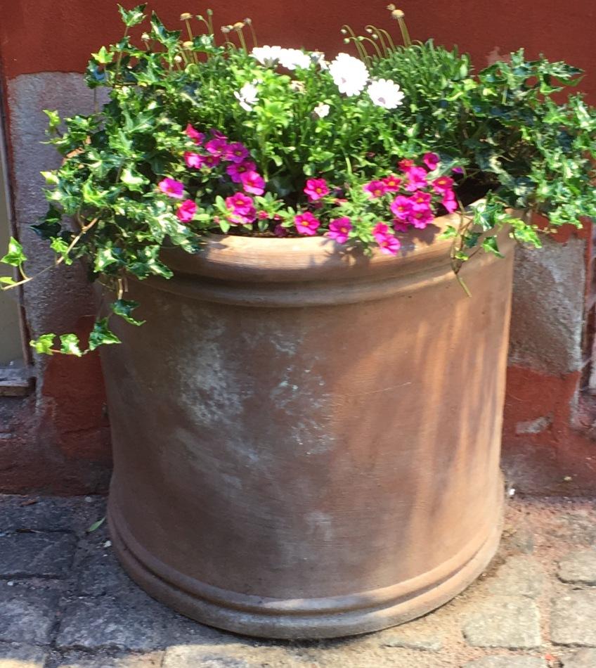 Blomsterkumme i Pistolstræde